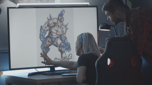 How to draw games